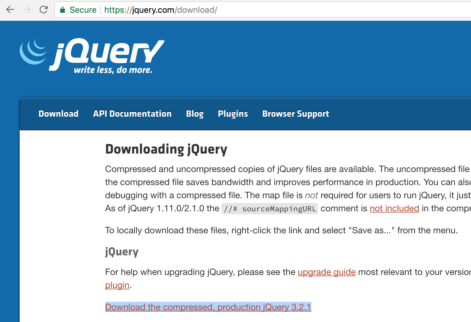 Javascript and jQuery — Team 2423's Documentation 1 0 documentation