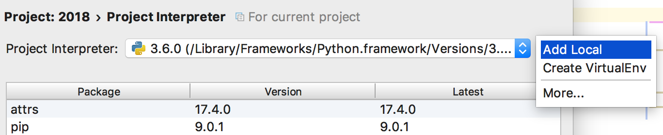 Setting Up Python and PyCharm — Team 2423's Documentation